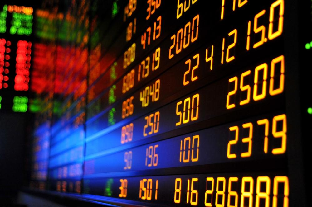 stock-exchange-screen Indonesia Stock Exchange- Update Investasi Saham Global  wallpaper